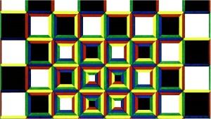 sutileza en la forma y el color3p