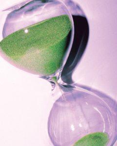 un combustible llamado tiempo